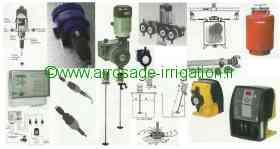 Pompes Doseuse pour l'agriculture, Fertiliseur, Kit fleurissement