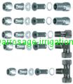 Accessoire pour Brumisation - Té et Embout Support de Buses