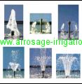 Effet d'eau - ajutage plastique - Moussant - Lava - Volcan