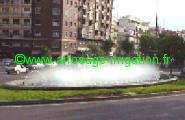 Effet d'eau - Ajutage Lame d'Eau en Laiton