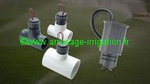 Accessoire Programmateur d'Arrosage TE FLOW-SYNC FCT