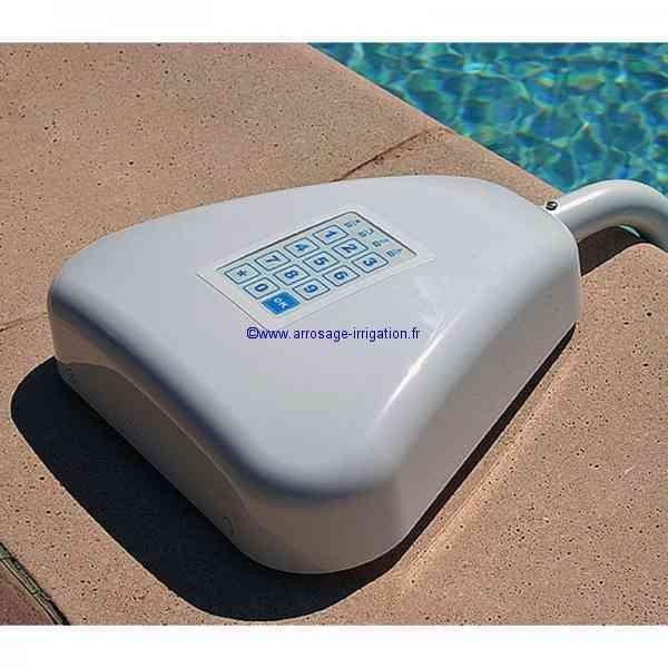 alarme d tecteur de chute aqualarm dans la piscine. Black Bedroom Furniture Sets. Home Design Ideas