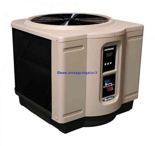 Piscine pompe chaleur hayward sum heat 19 29 kw for Reglage pompe a chaleur piscine