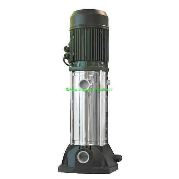 Pompe d 39 arrosage de surface verticale multi cellulaire - Pompe a chaleur piscine verticale ...