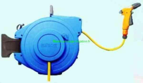 Enrouleur d rouleur automatique tuyaux d arrosage irrigation - Enrouleur tuyau arrosage professionnel ...